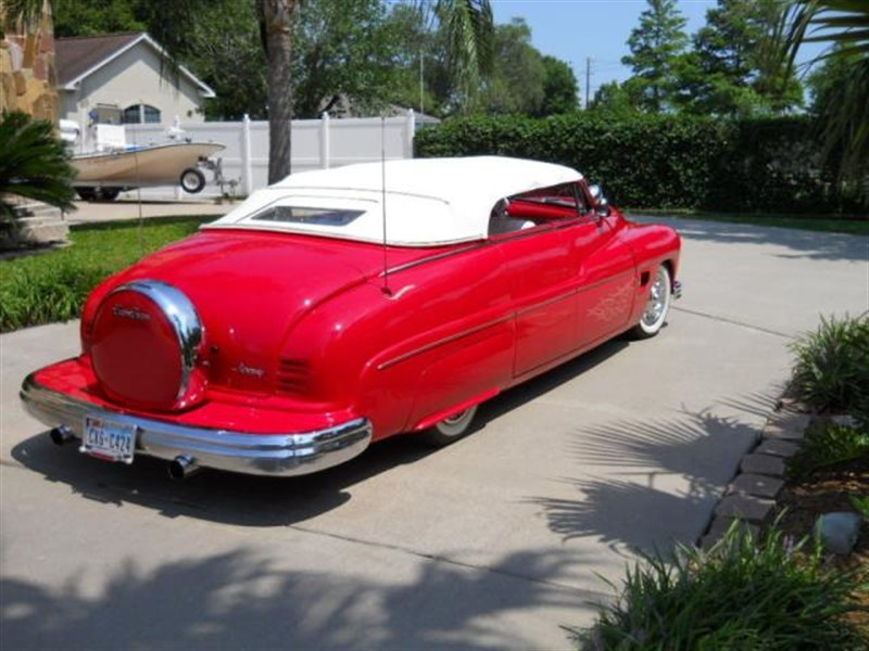 1950 Mercury Monterey - Antique Car - Groves, TX 776191950s Cars For Sale Texas