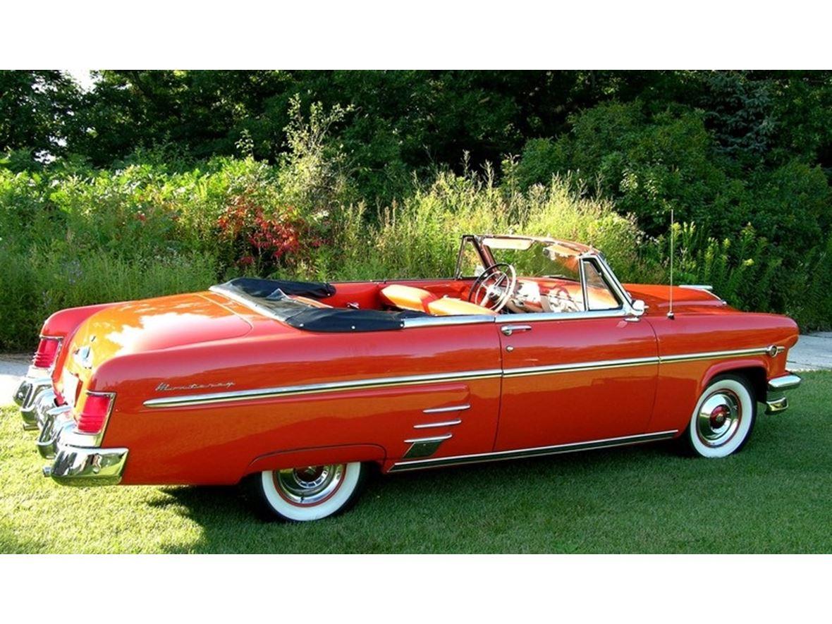 1954 mercury monterey antique car cincinnati oh 45999. Black Bedroom Furniture Sets. Home Design Ideas