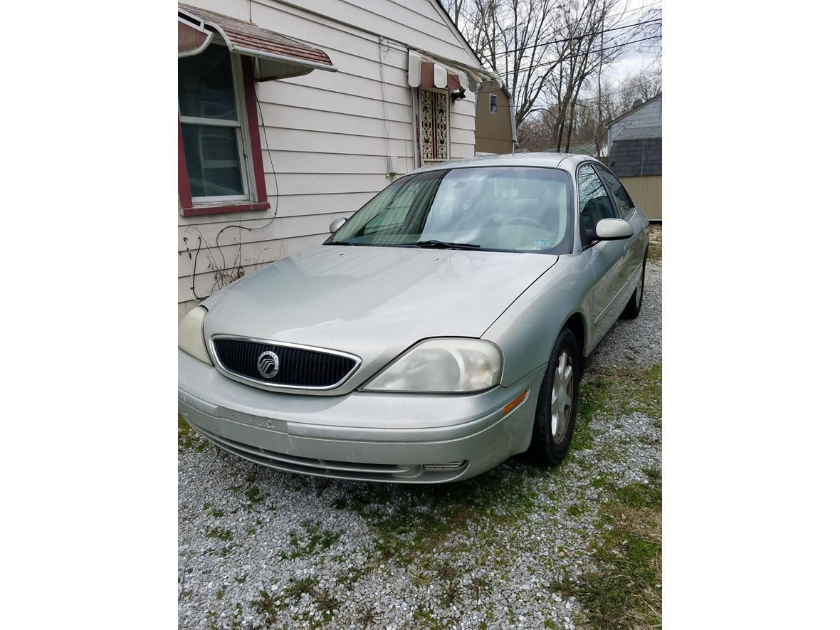 2003 Mercury Sable for sale by owner in Indianapolis