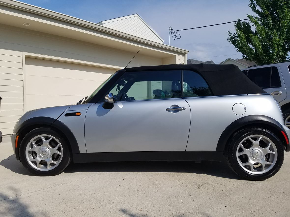 2007 mini cooper for sale by owner in new orleans la 70124. Black Bedroom Furniture Sets. Home Design Ideas