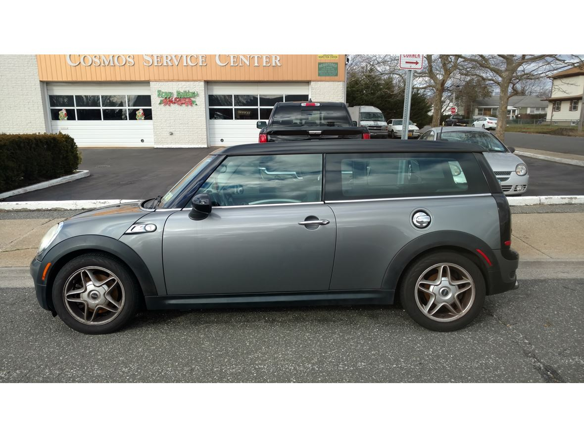 2008 Mini Cooper Clubman Sale By Owner In Lindenhurst Ny
