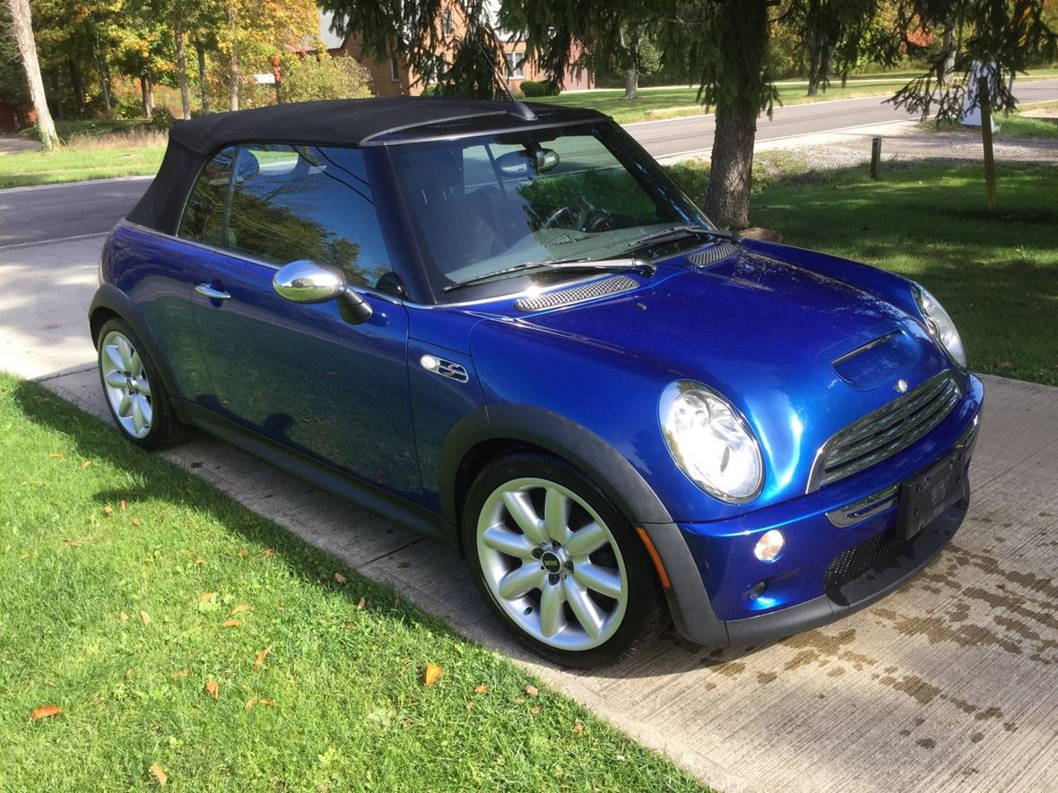 2004 mini cooper coupe for sale by owner in minneapolis mn 55486. Black Bedroom Furniture Sets. Home Design Ideas