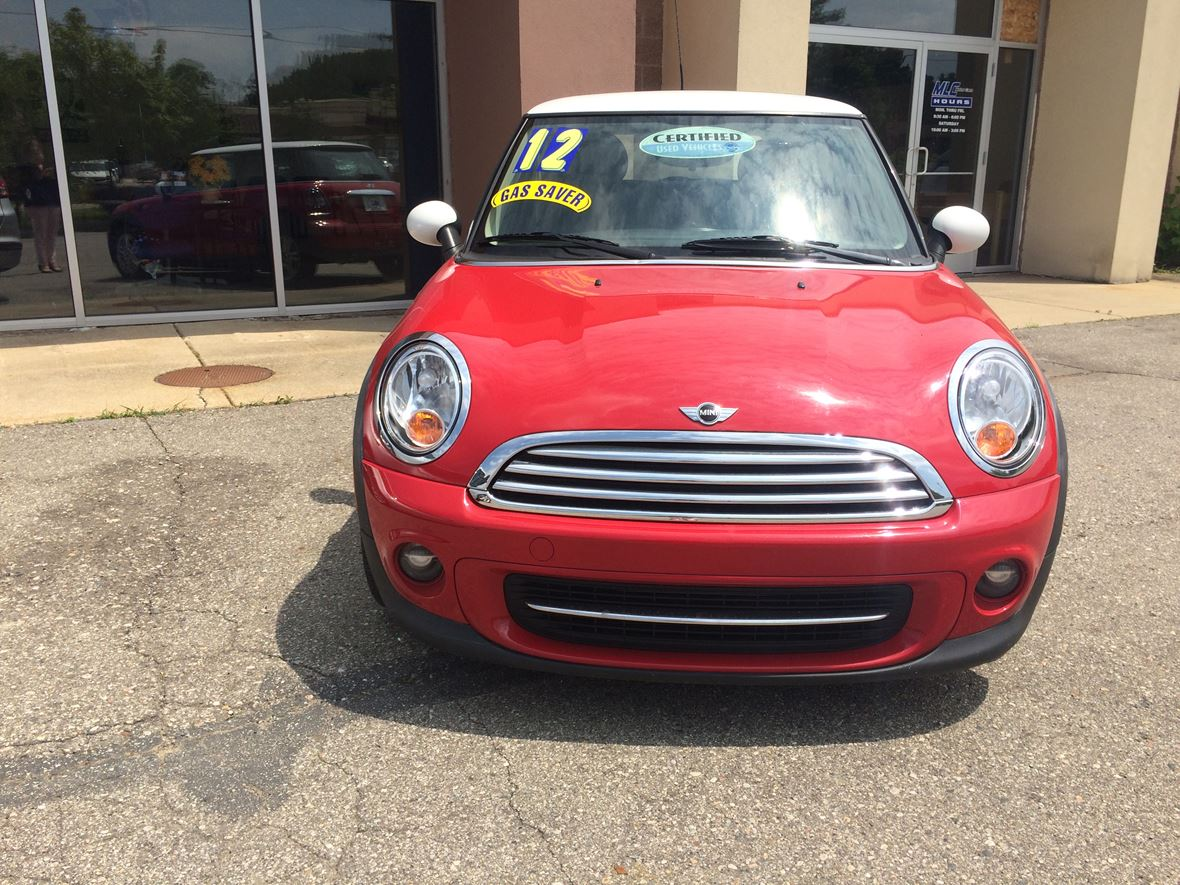 2012 MINI Cooper Hardtop for sale by owner in Brighton