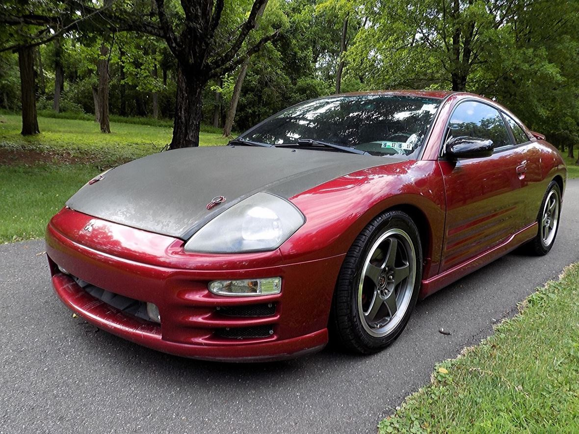 2000 mitsubishi eclipse for sale by owner in pittsburgh pa 15286. Black Bedroom Furniture Sets. Home Design Ideas
