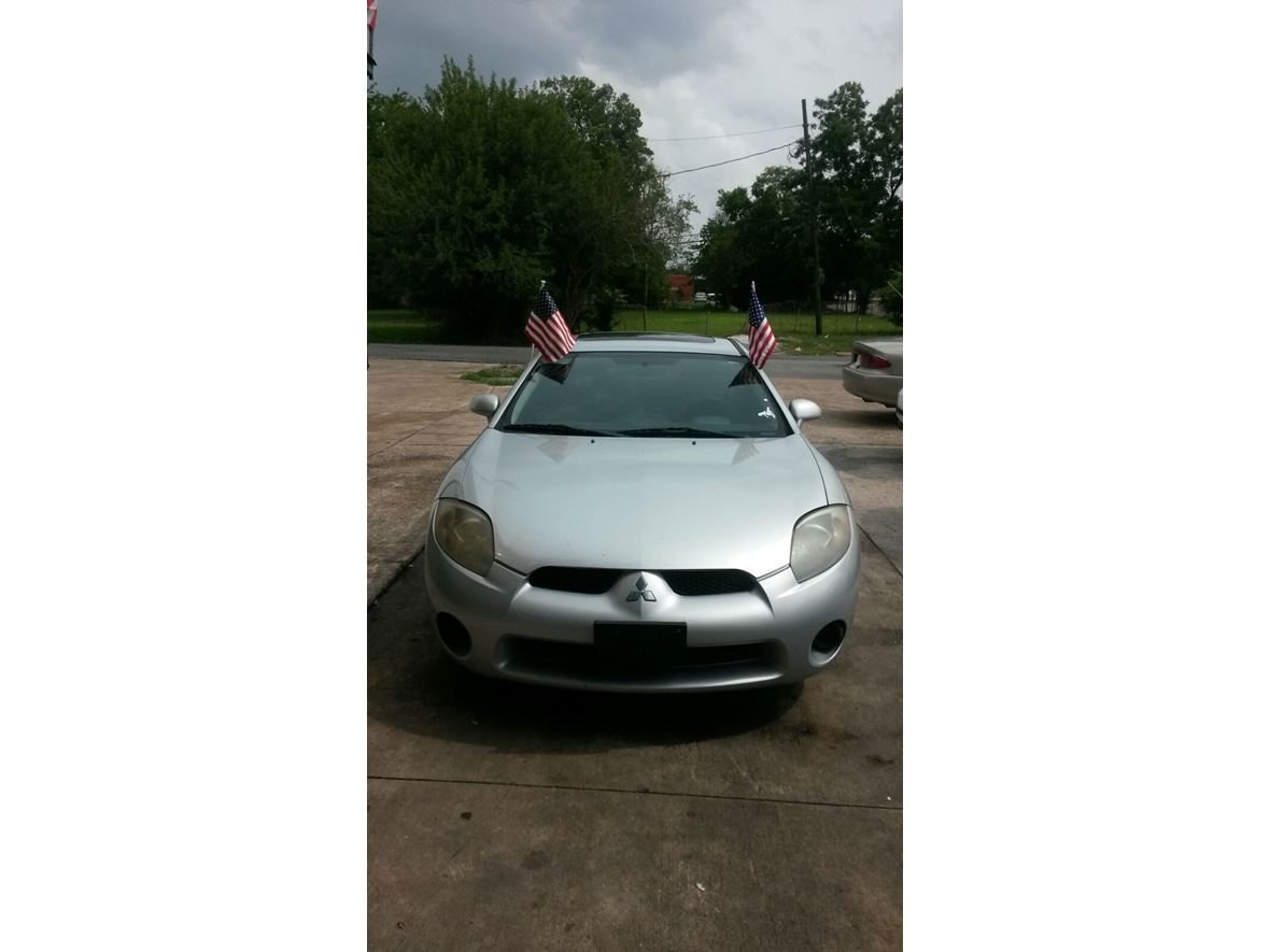 2007 Mitsubishi Eclipse for sale by owner in Houston