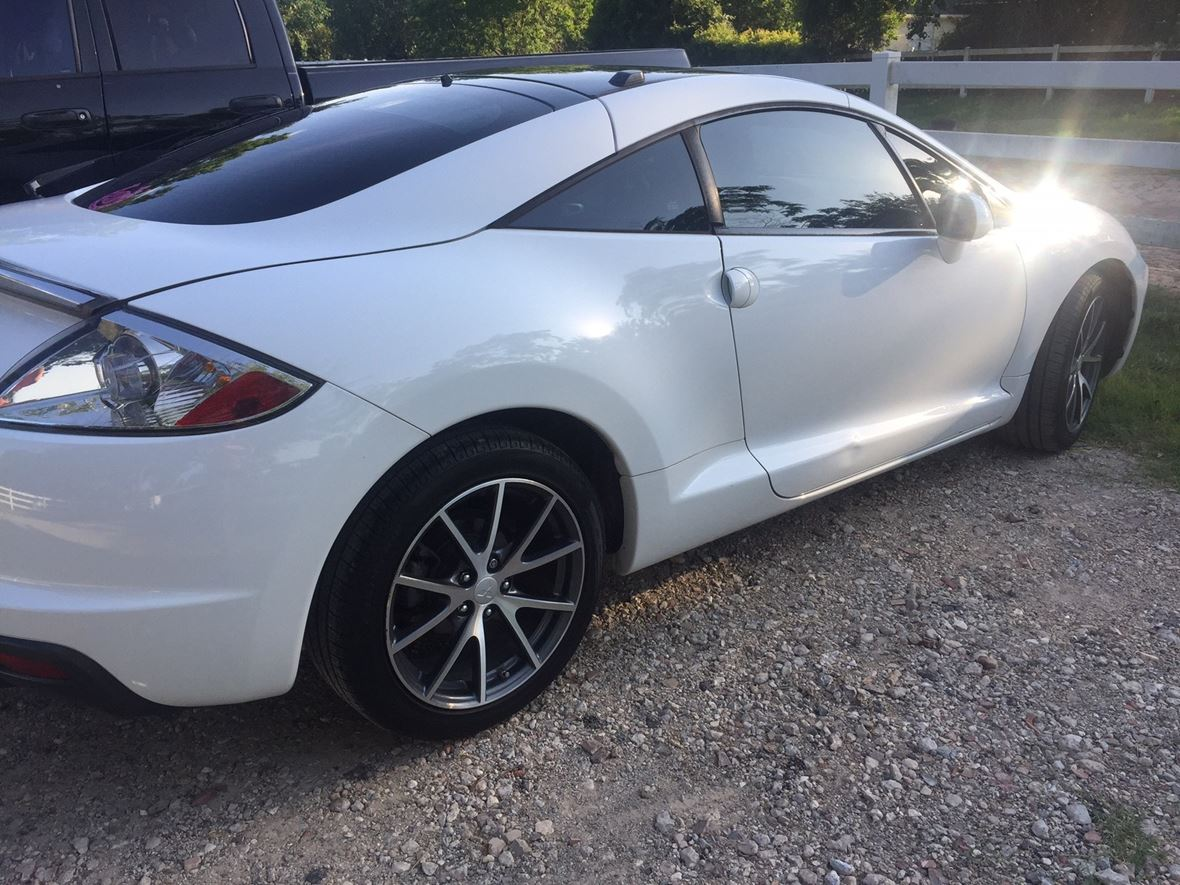 2012 Mitsubishi Eclipse for sale by owner in Tomball