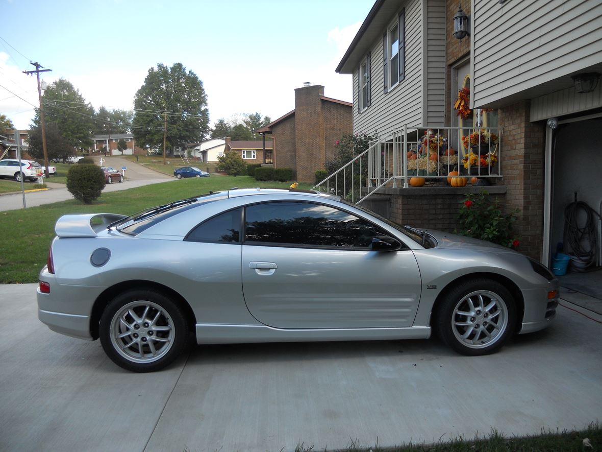 2002 Mitsubishi Eclipse Spyder For By Owner In Parkersburg