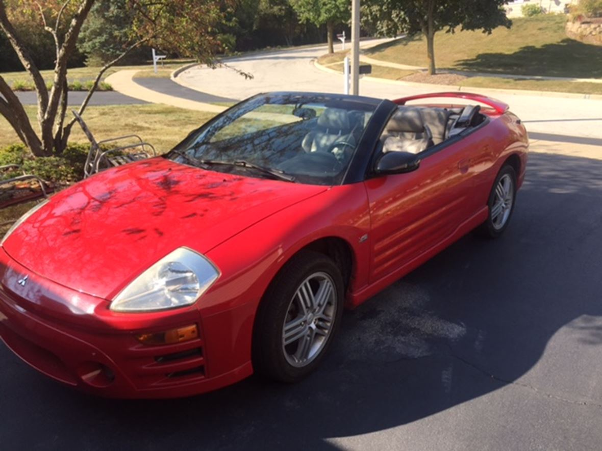 2003 Mitsubishi Eclipse Spyder for sale by owner in Saint Charles