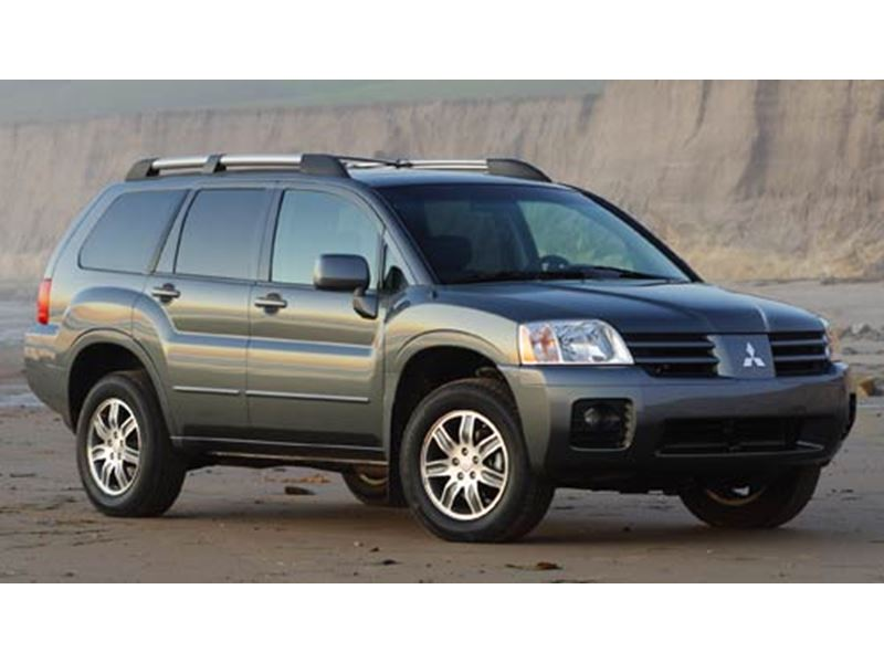 2004 Mitsubishi Endeavor for sale by owner in Bryan