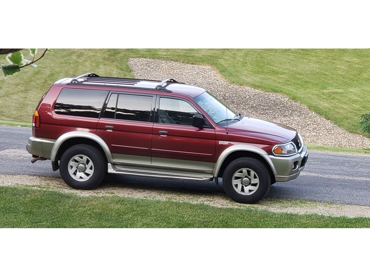 Lovely 2000 Mitsubishi Montero Sport For Sale By Owner In Cambridge