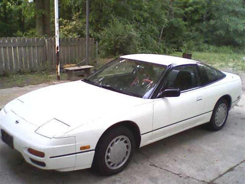 1992 nissan 240sx classic car metamora il 61548