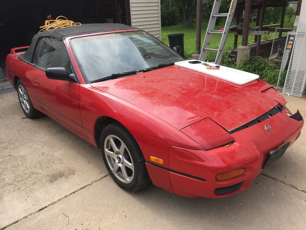 1994 Nissan 240sx For Sale By Owner In Joliet Il 60431