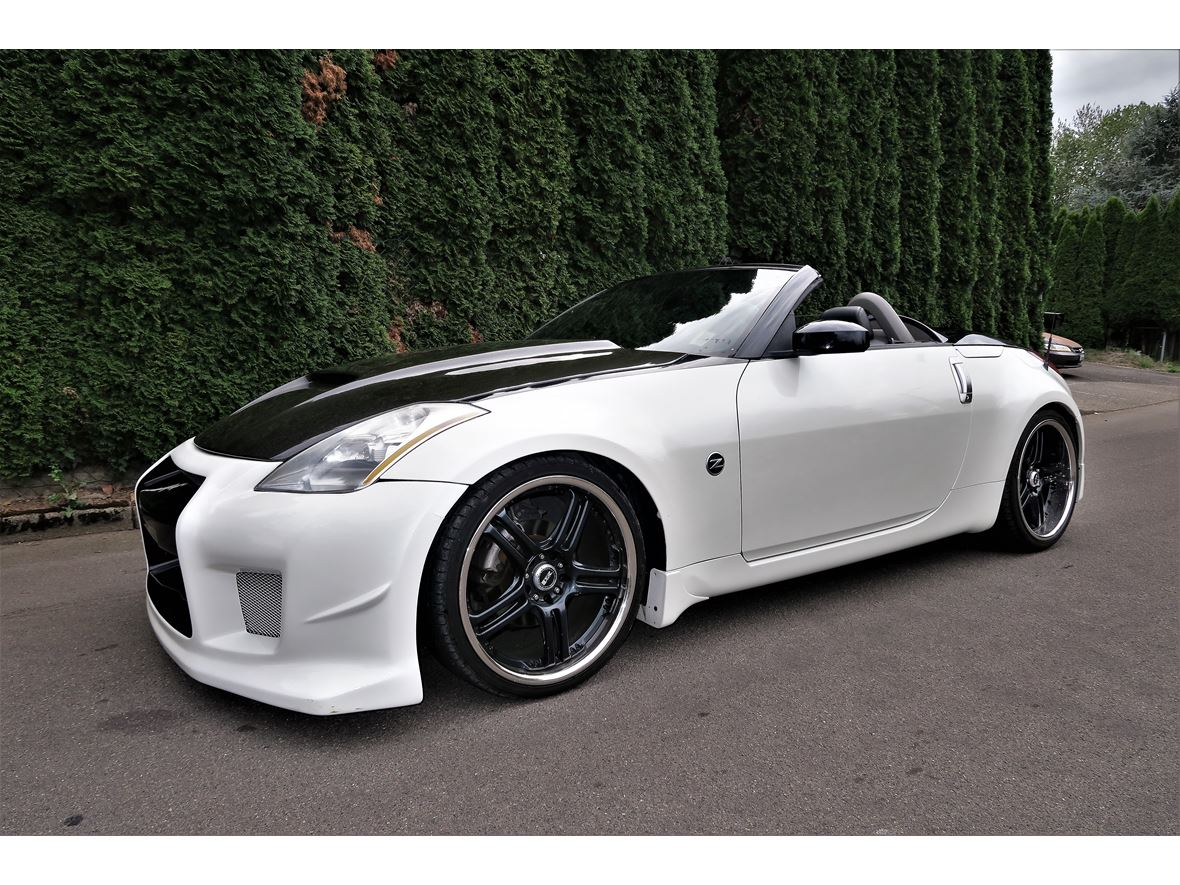 2004 Nissan 350z For Sale By Owner In Portland Or 97267