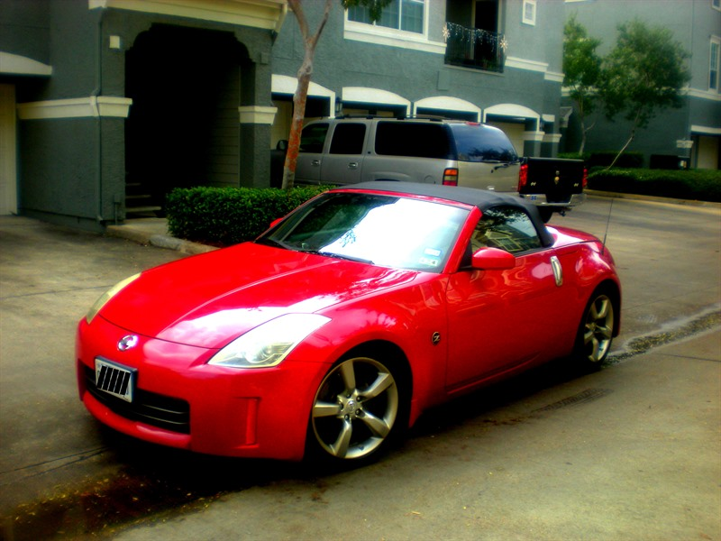 2006 Nissan 350z For Sale By Owner In Houston Tx 77299