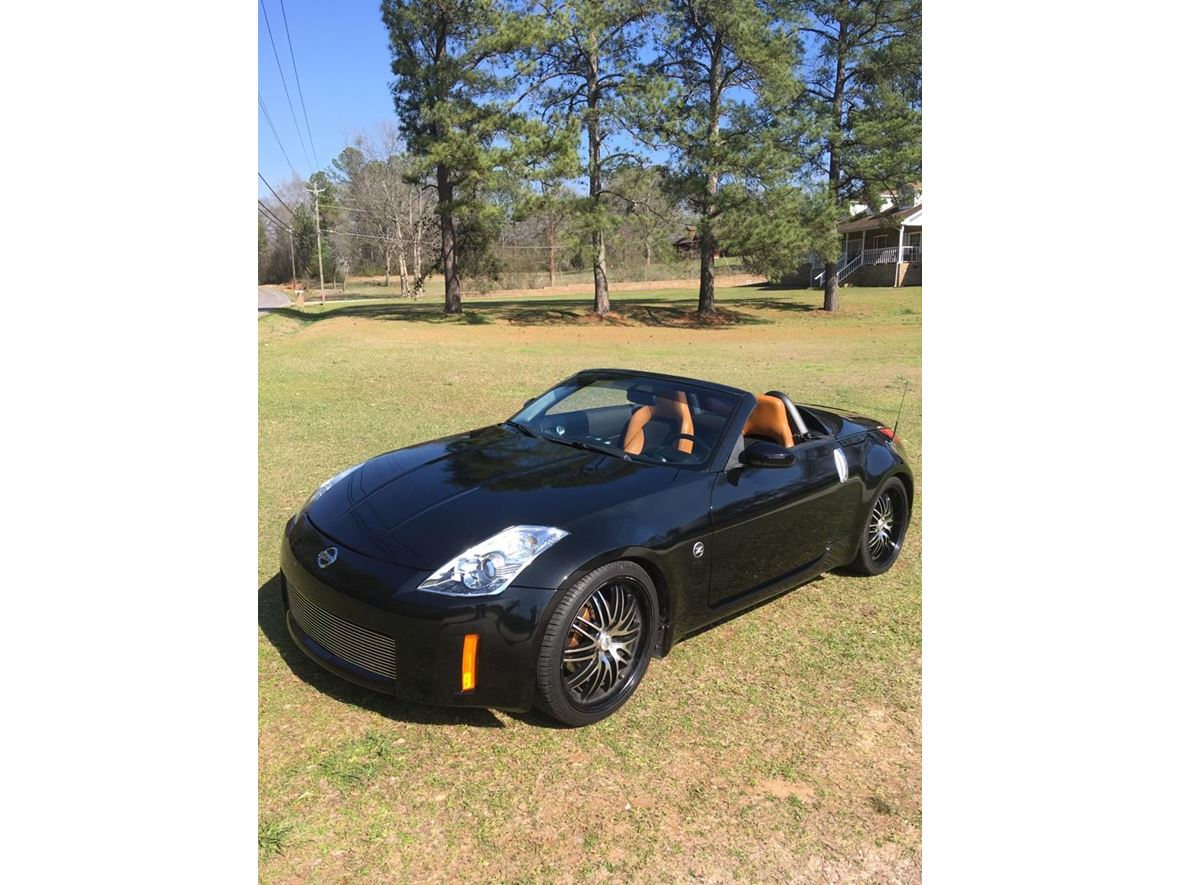 2006 Nissan 350Z for sale by owner in ANNISTON