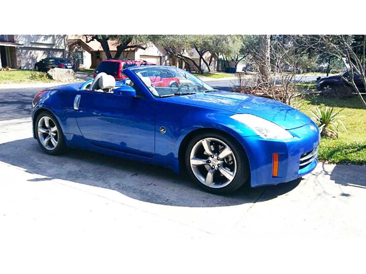 2006 nissan 350z for sale by owner in san antonio tx 78251. Black Bedroom Furniture Sets. Home Design Ideas