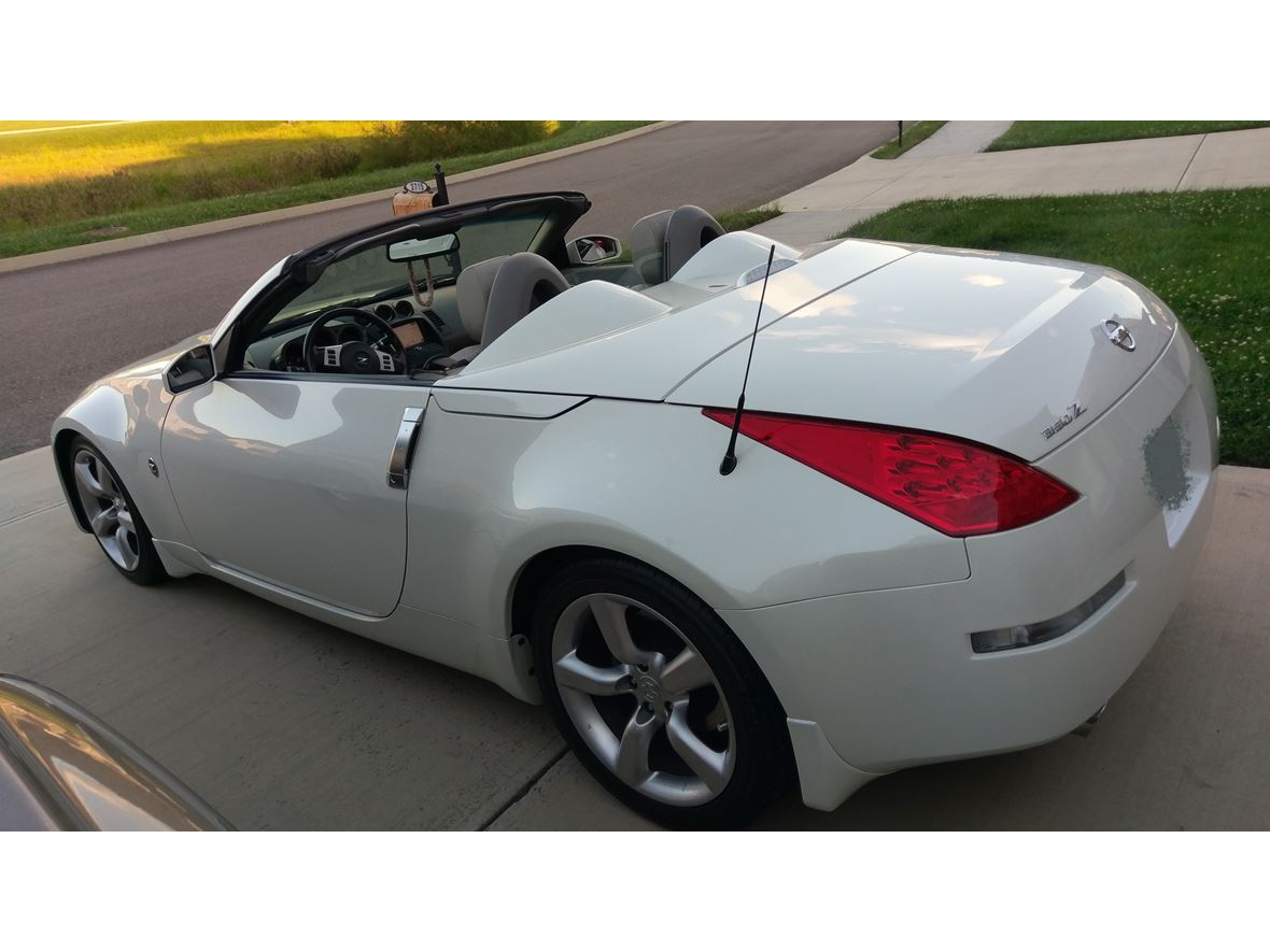 Cars For Sale Knoxville Tn >> 2007 Nissan 350Z for Sale by Owner in Knoxville, TN 37931