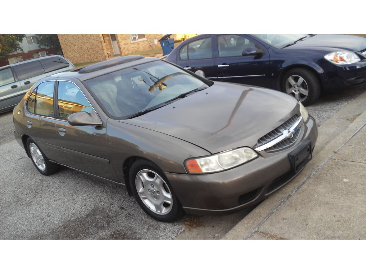 2001 Nissan Altima For Sale By Owner In Terre Haute In 47802