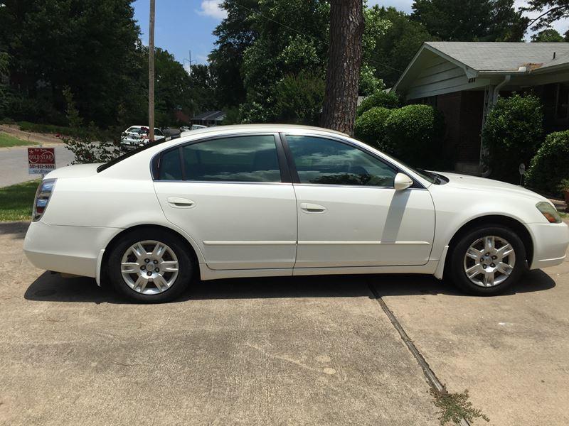 2005 Nissan Altima For Sale >> 2005 Nissan Altima For Sale By Owner In Little Rock Ar 72205 6 500