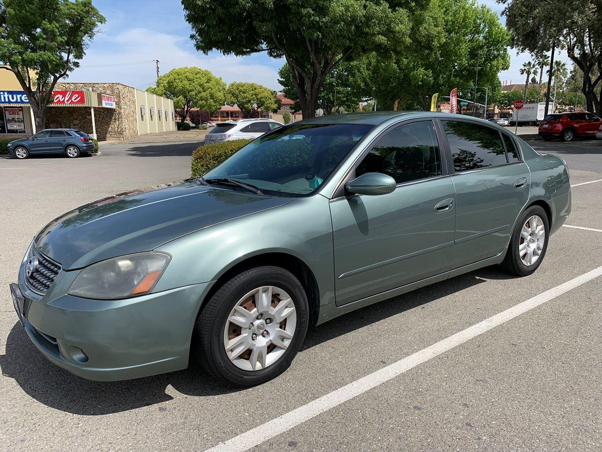 2005 Nissan Altima For Sale >> 2005 Nissan Altima for Sale by Private Owner in Santa ...