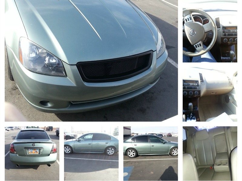 2006 nissan altima for sale by private owner in provo ut 84604. Black Bedroom Furniture Sets. Home Design Ideas