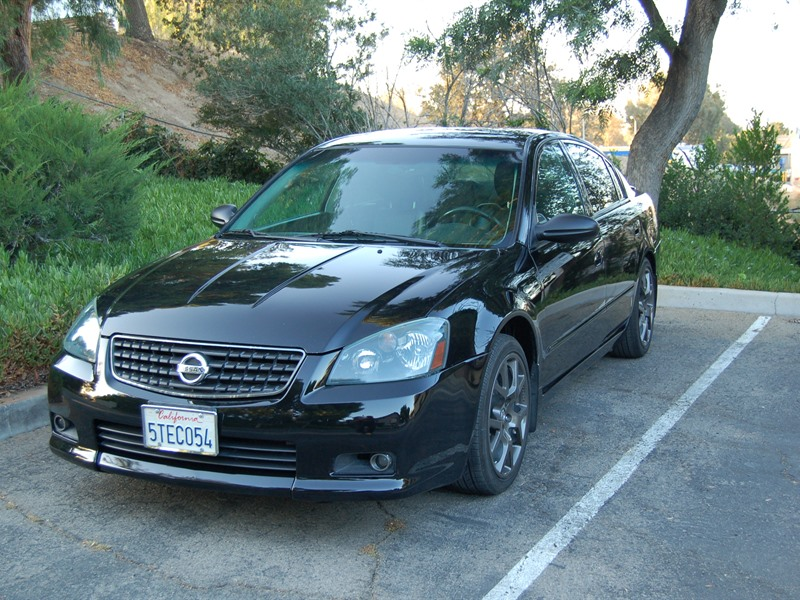 2006 Nissan Altima Ser For Sale By Owner In Newhall Ca 91322 5 500
