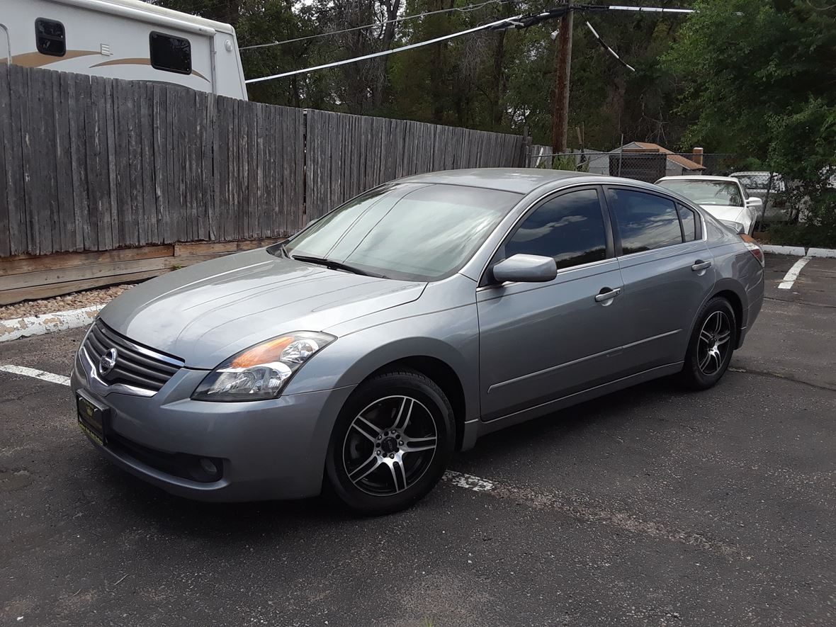 2007 Nissan Altima for sale by owner in Denver