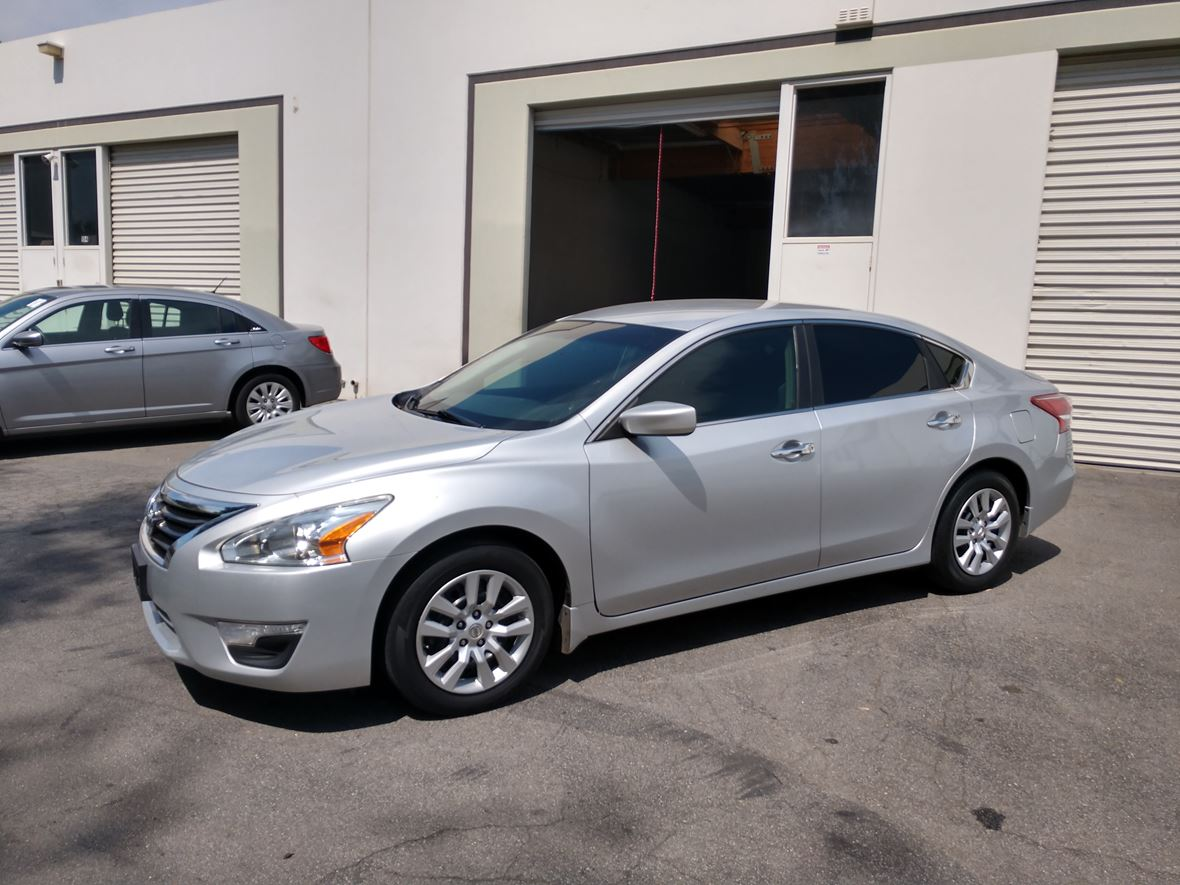 2013 Nissan Altima For Sale By Owner In Bakersfield Ca 93308