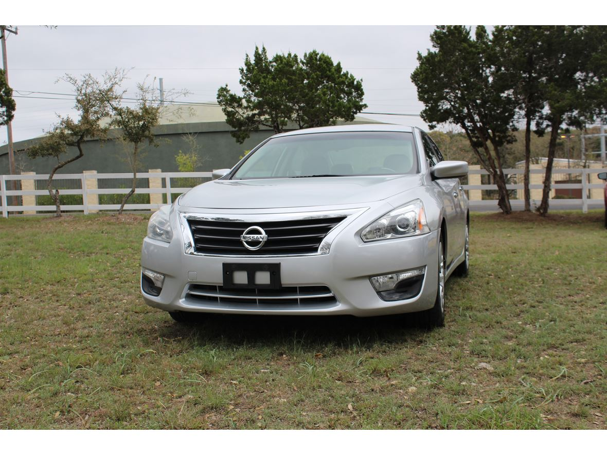 2014 nissan altima for sale by owner in san antonio tx 78260. Black Bedroom Furniture Sets. Home Design Ideas
