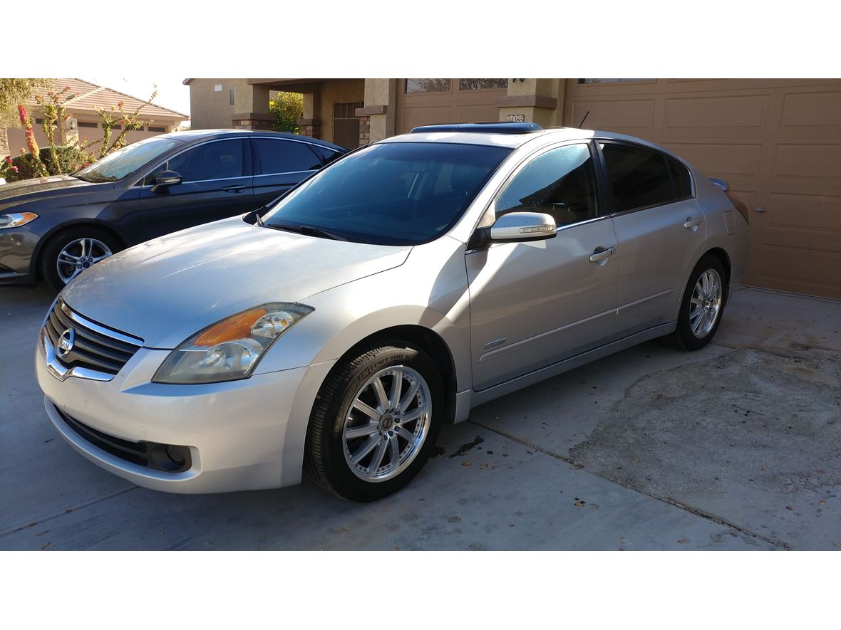 Exceptional 2007 Nissan Altima Hybrid For Sale By Owner In Maricopa