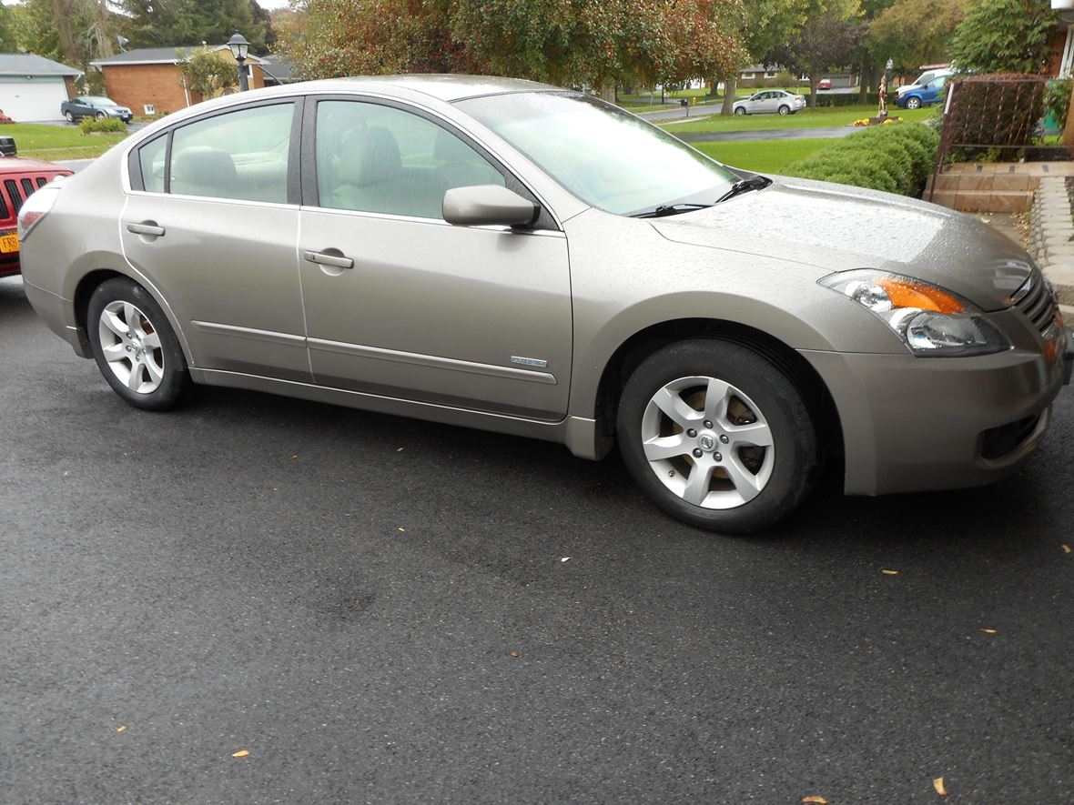 Cars Rochester Ny >> 2007 Nissan Altima Hybrid Sale by Owner in Rochester, NY 14626