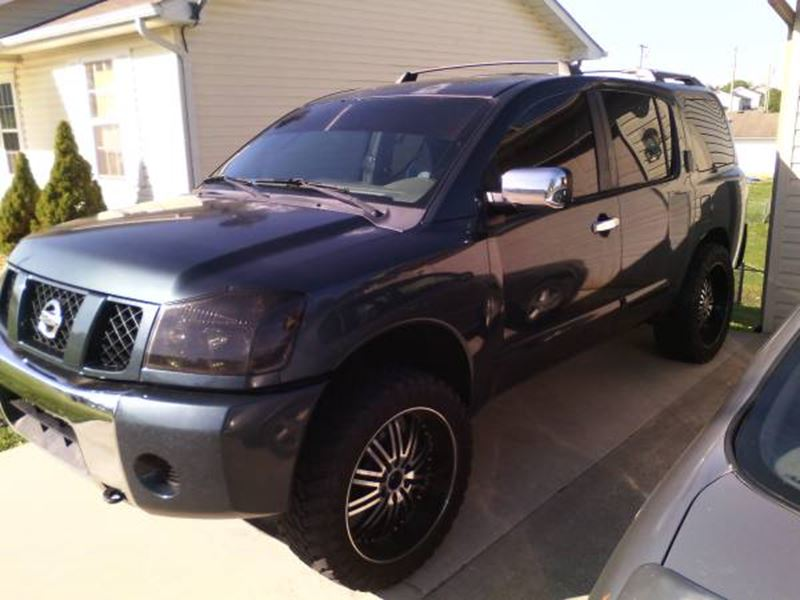 2004 Nissan Armada for Sale by Private Owner in Mount Sterling, KY 40353