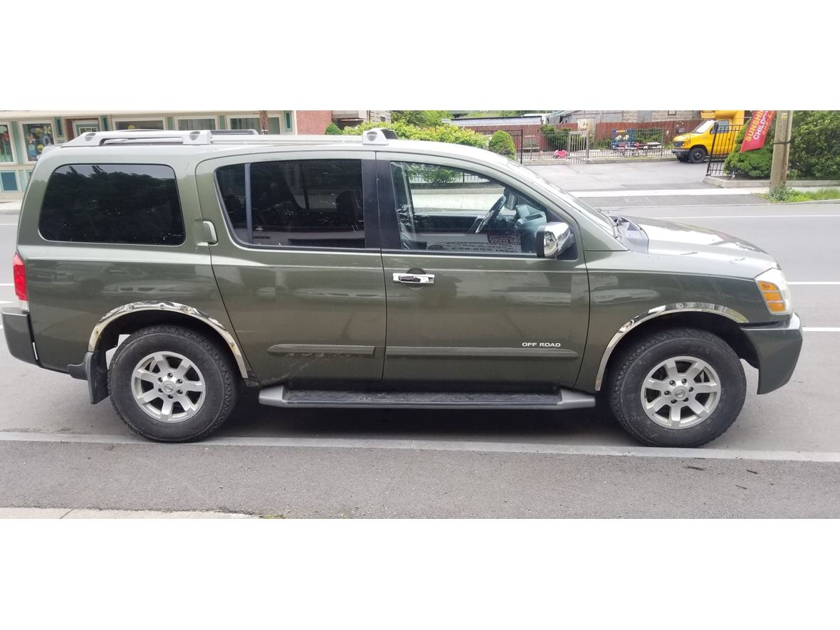 2004 Nissan Armada for sale by owner in Rochester