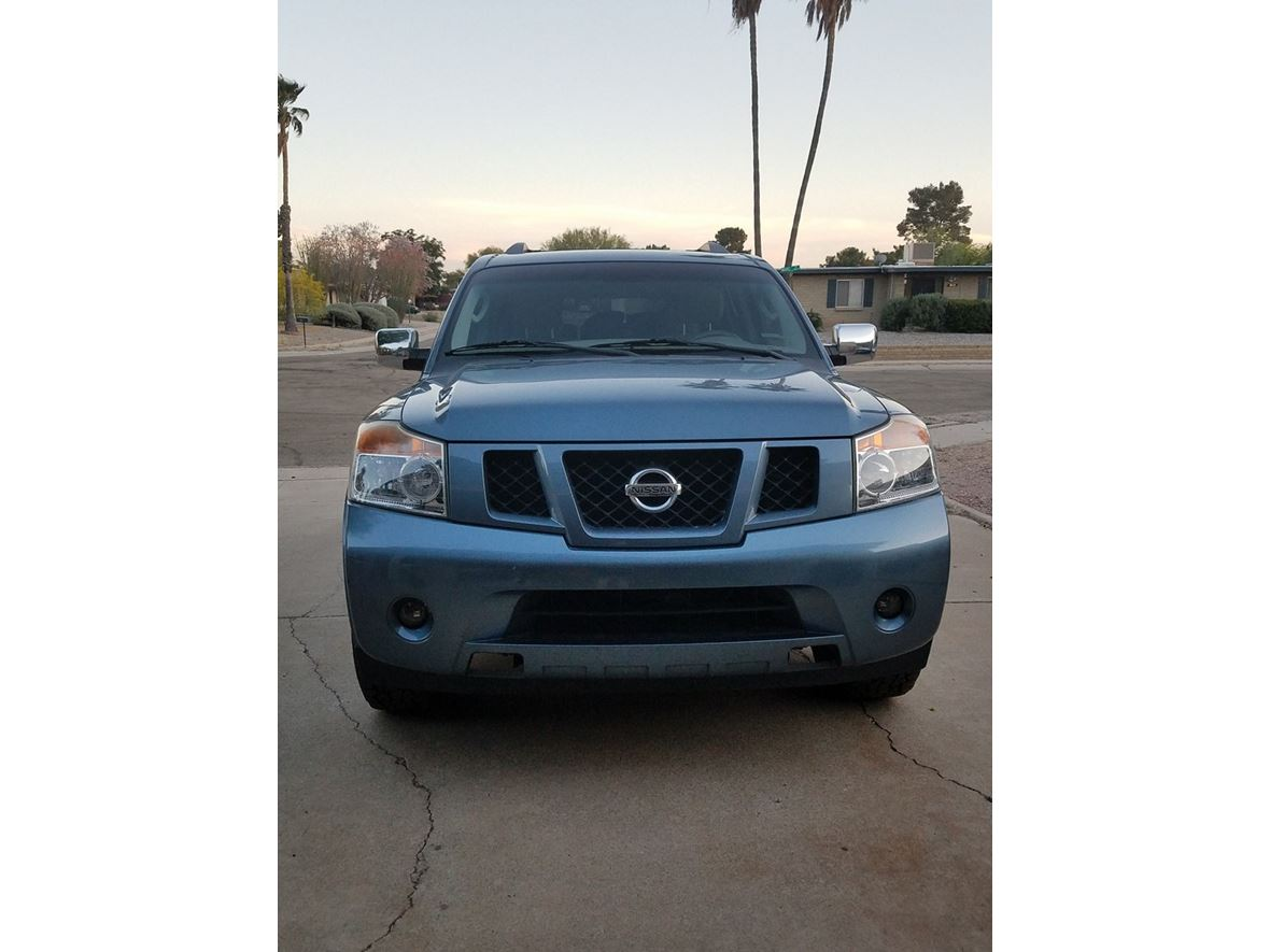 2012 Nissan Armada for sale by owner in Tucson