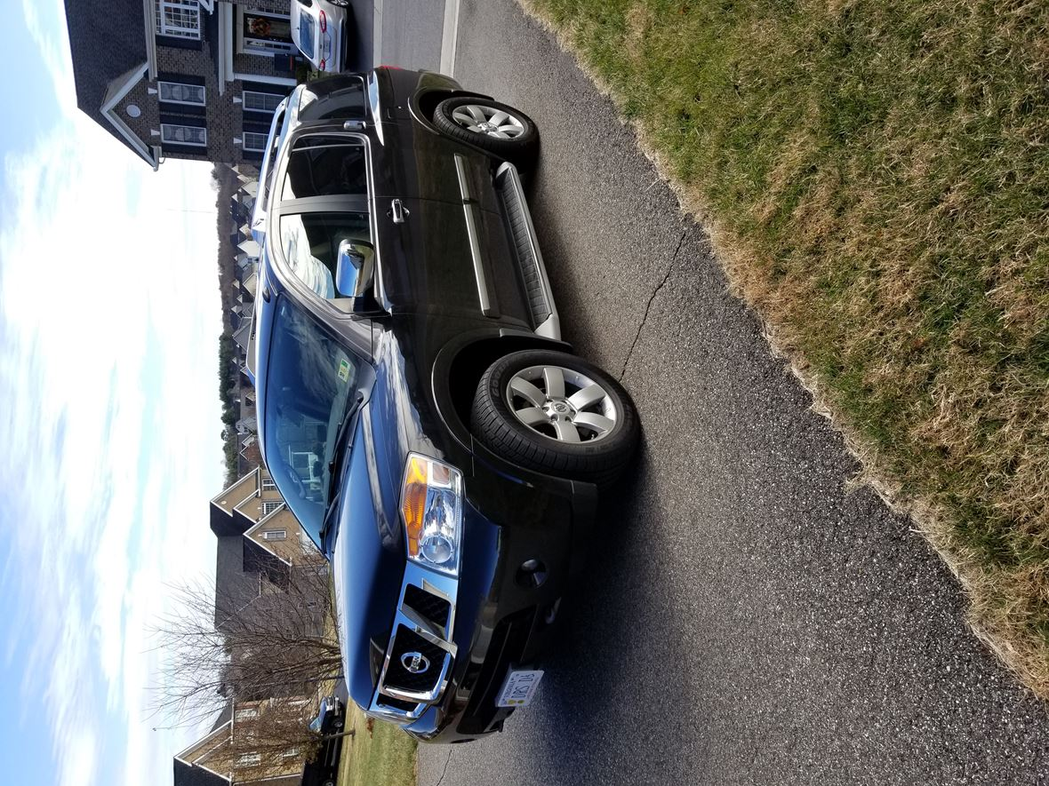 2012 Nissan Armada for sale by owner in Salem