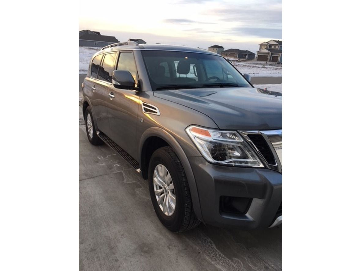 2017 Nissan Armada for sale by owner in West Fargo