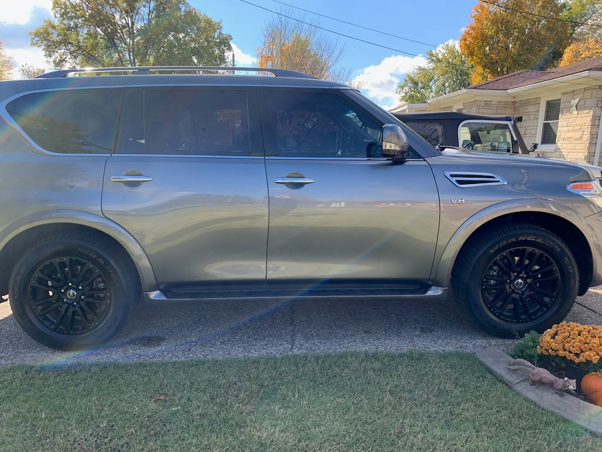 2017 Nissan Armada for sale by owner in Louisville