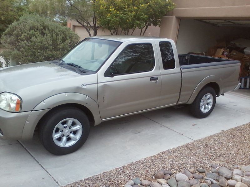 2002 nissan frontier for sale by owner in tucson az 85756. Black Bedroom Furniture Sets. Home Design Ideas