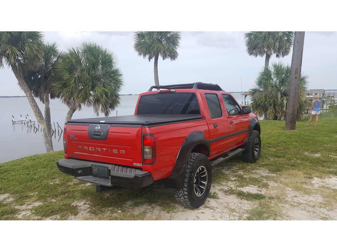 2002 Nissan Frontier For Sale By Owner In Melbourne Fl 32904