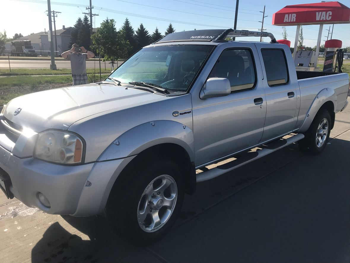 2002 Nissan Frontier for Sale by Owner in Bismarck, ND 58503 - $7,000