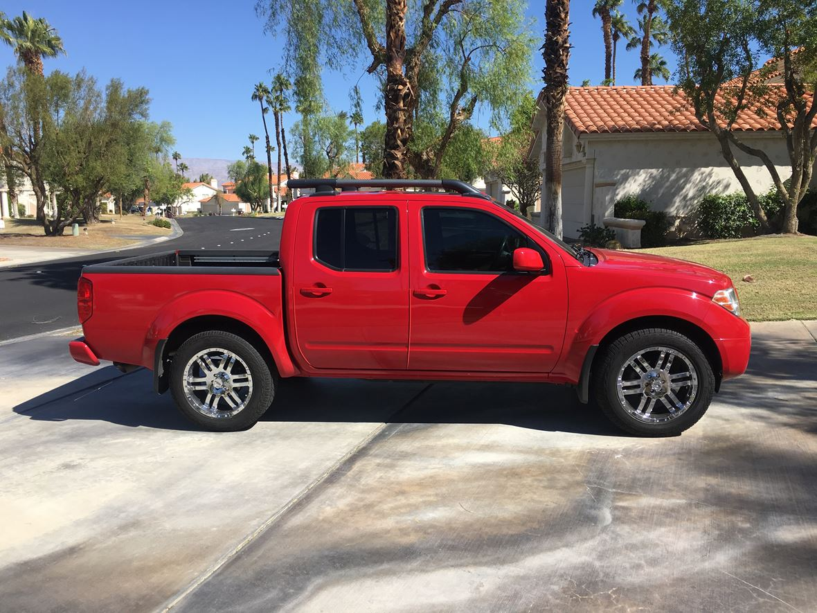Palm Desert Nissan >> 2011 Nissan Frontier For Sale By Owner In Palm Desert Ca 92211 19 900