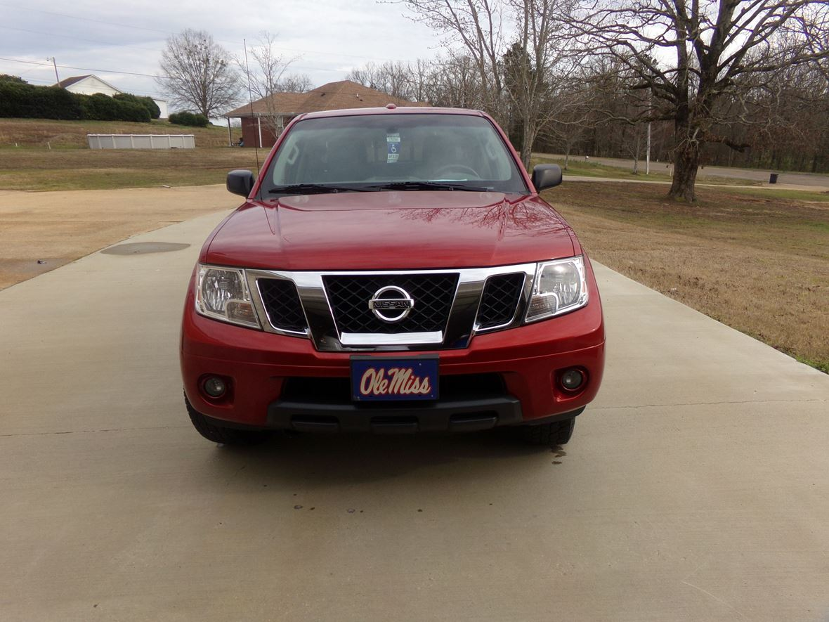 2015 Nissan Frontier for sale by owner in Tupelo
