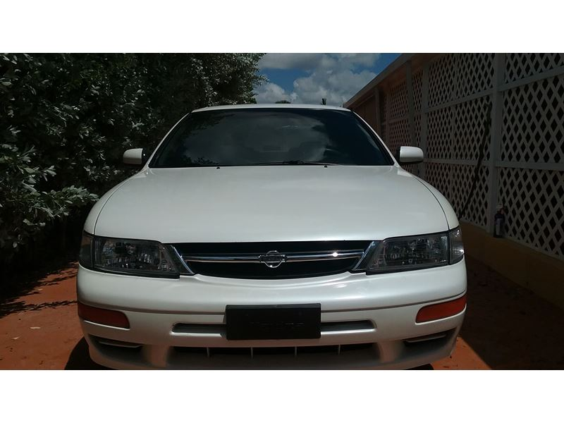1999 Nissan Maxima Car For Sale: 1999 Nissan Maxima For Sale By Owner In Hialeah, FL 33018
