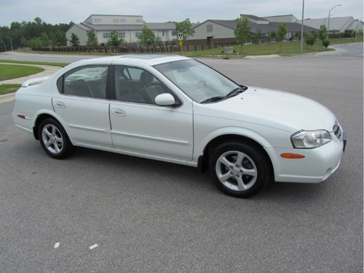 2000 Nissan Maxima for Sale by Owner in Tuscaloosa, AL 35404