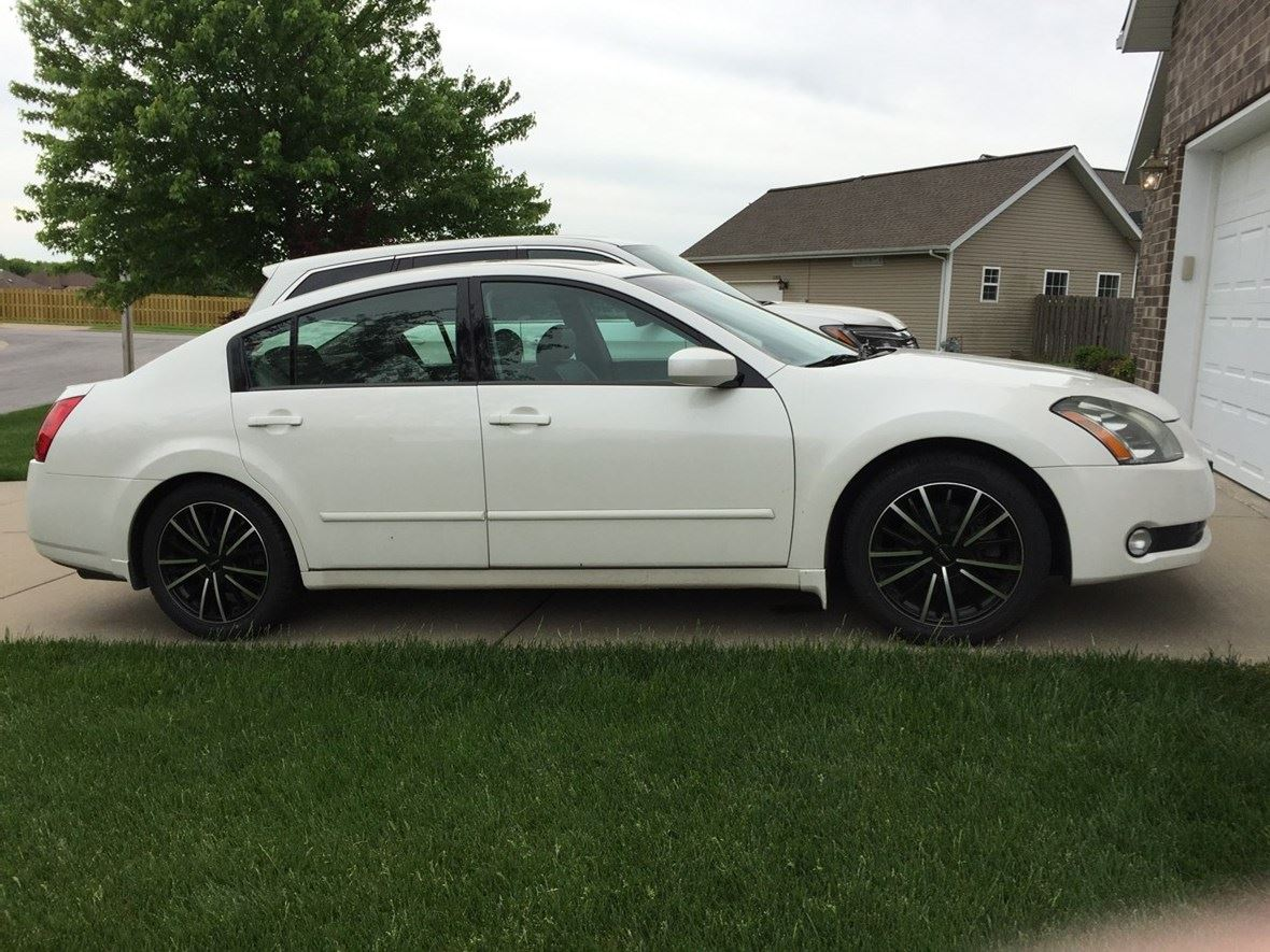 Nissan Springfield Mo >> 2006 Nissan Maxima For Sale By Owner In Springfield Mo 65803 5 500