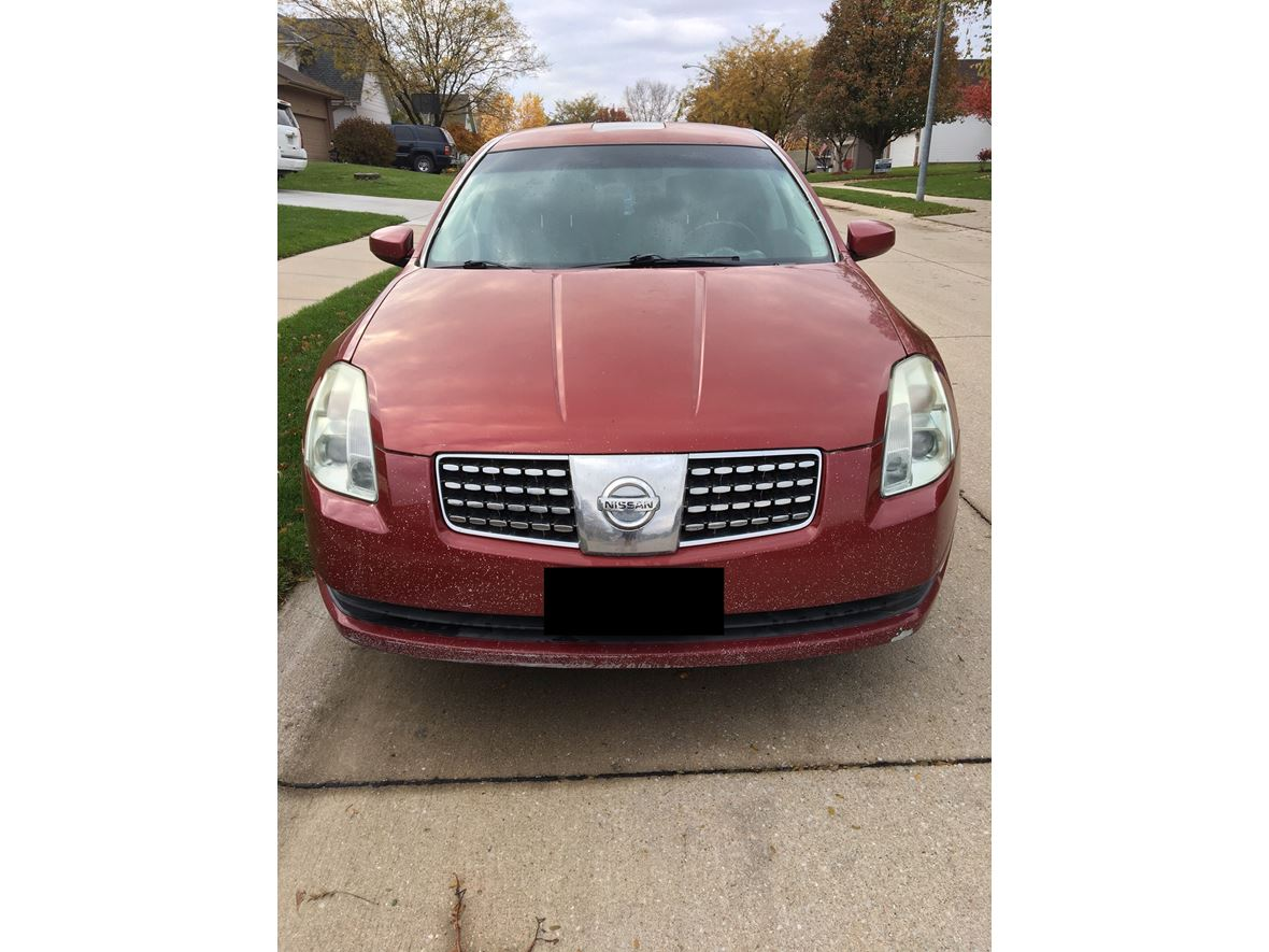 2006 Nissan Maxima for sale by owner in Omaha