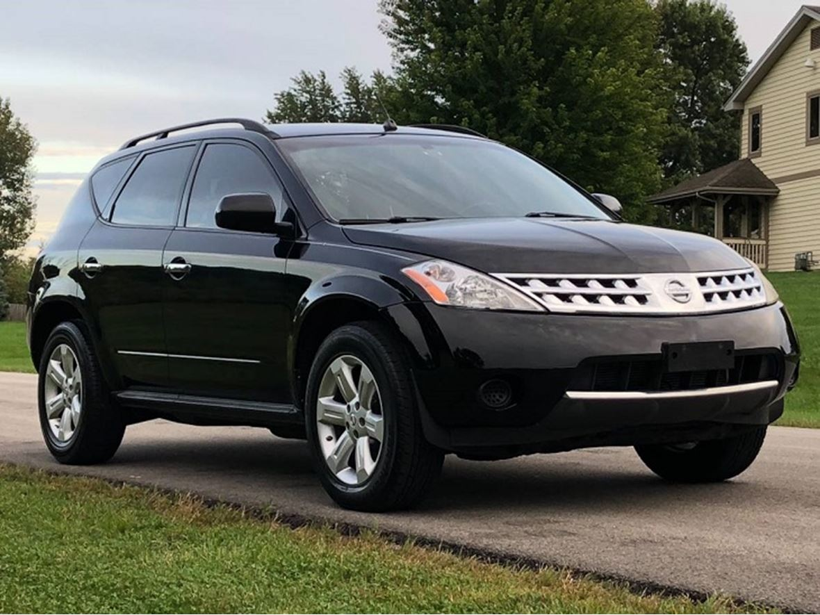 2007 Nissan Murano >> 2007 Nissan Murano For Sale By Owner In Chicago Il 60628 5 900
