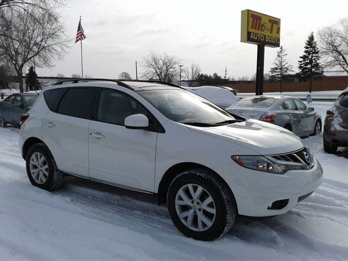 2011 Nissan Murano For Sale By Owner In Minneapolis Mn 55443