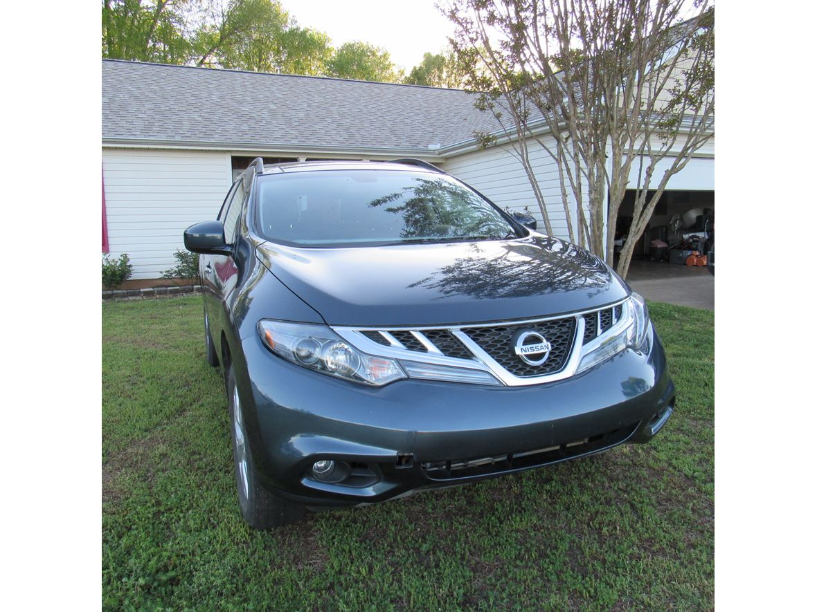 2012 Nissan Murano for sale by owner in Lyman