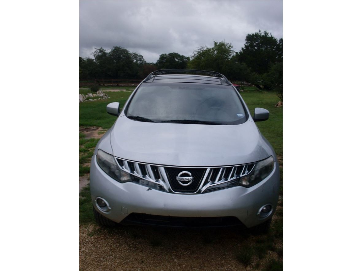 2010 nissan murano le for sale by owner in boerne tx 78006. Black Bedroom Furniture Sets. Home Design Ideas